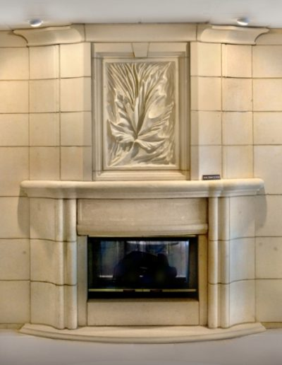 texas-limestone-fireplace