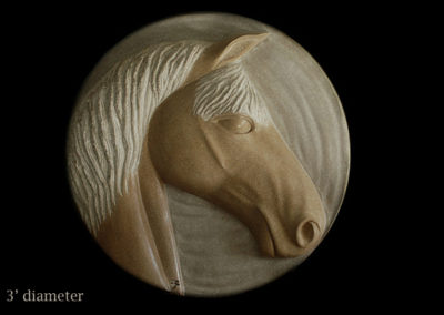 16 horse head copy